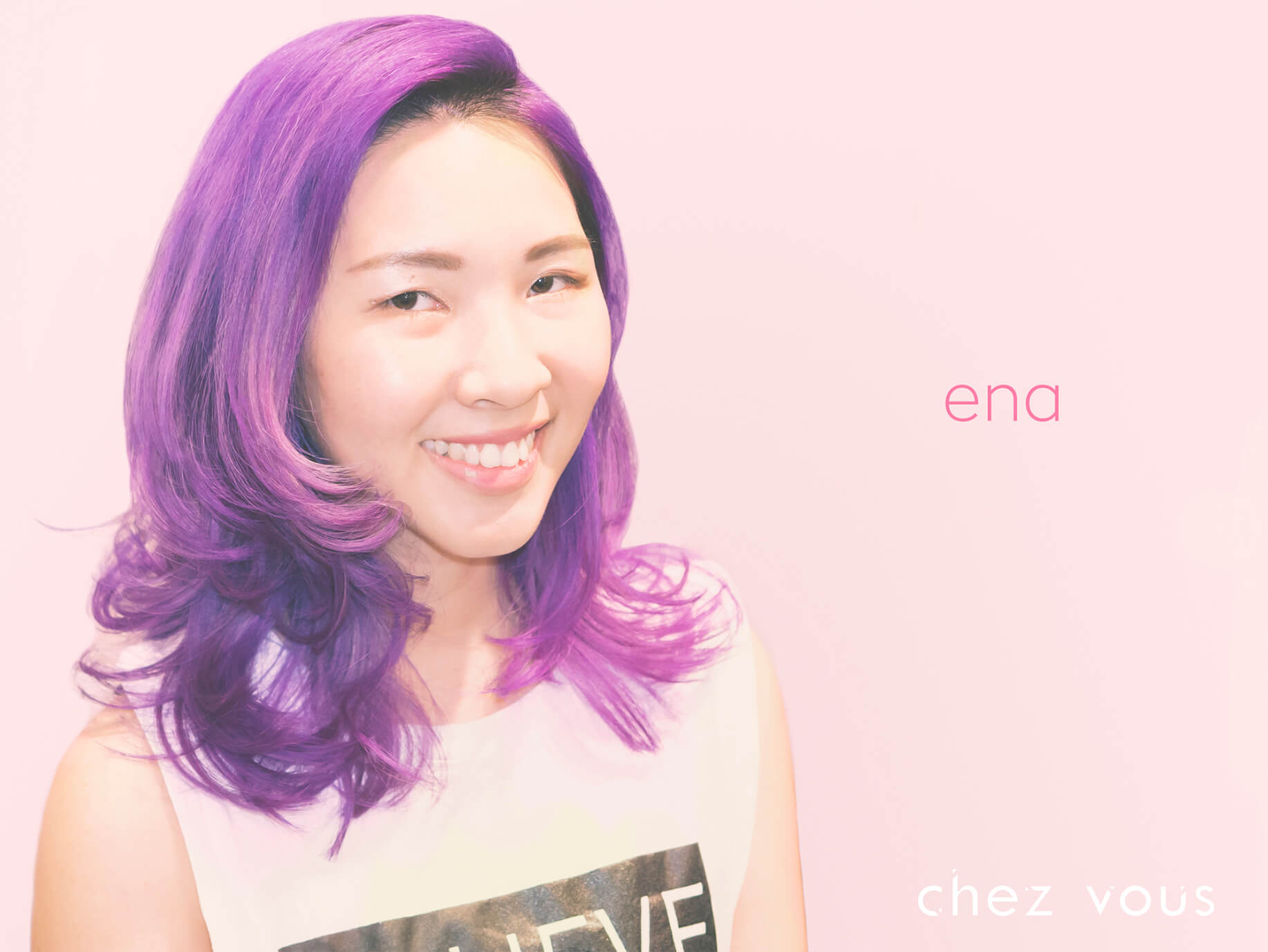 CHEZ VOUS 20TH ANNIVERSARY 20 LOOKBOOK CHALLENGE #4: ENA