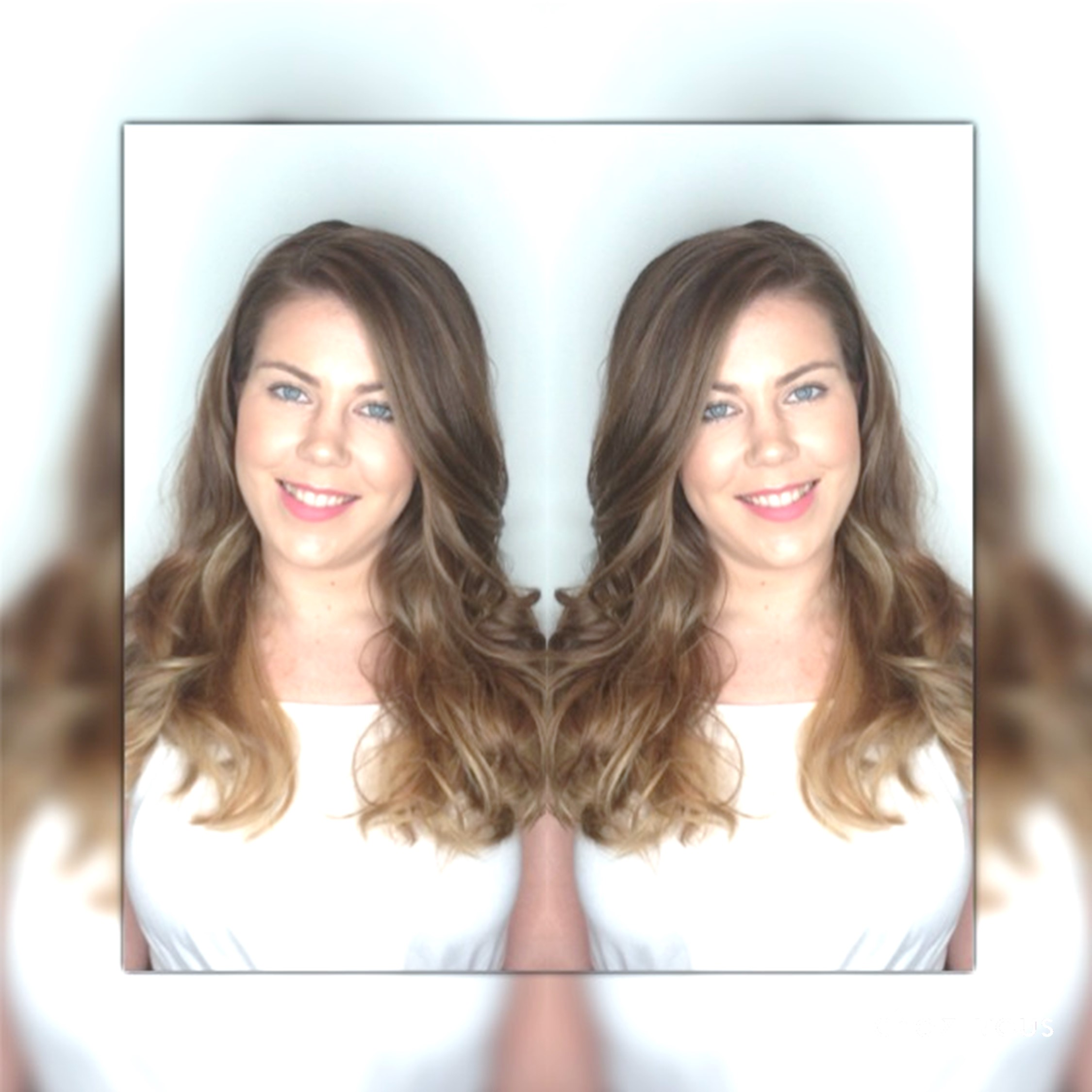 Done by Associate Salon Director of Chez Vous: Readen Chia | Design: Natural Balayage Sombre Version II