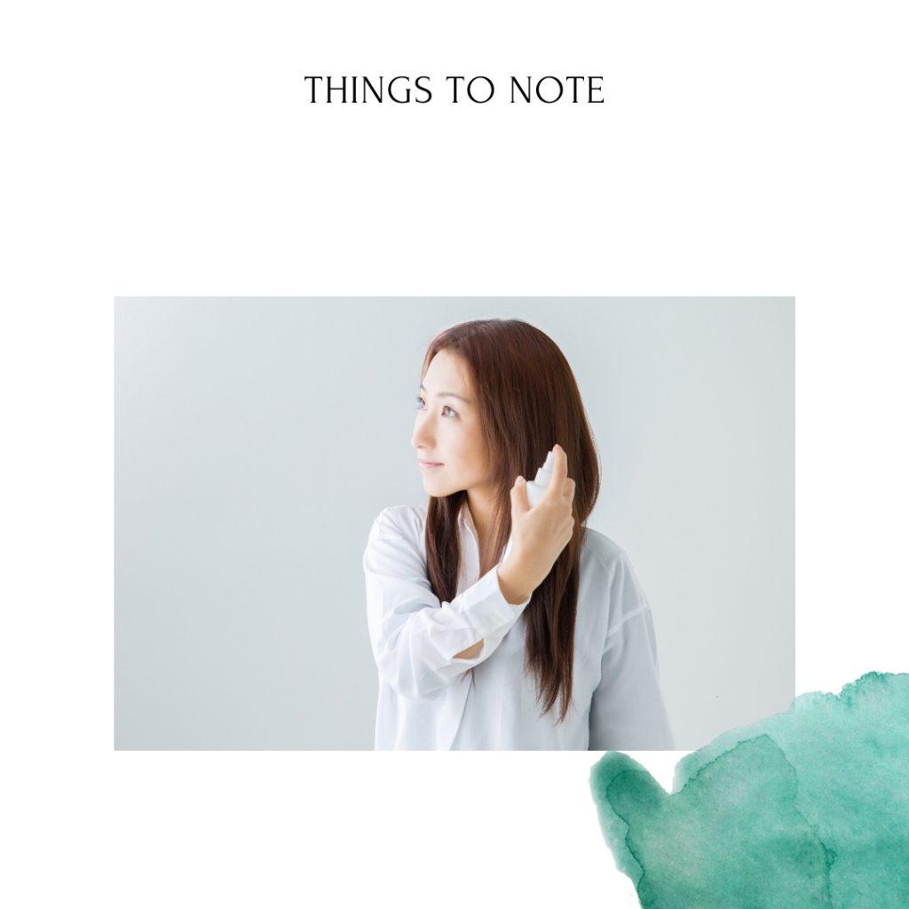 Things to Note Prior to Rebonding