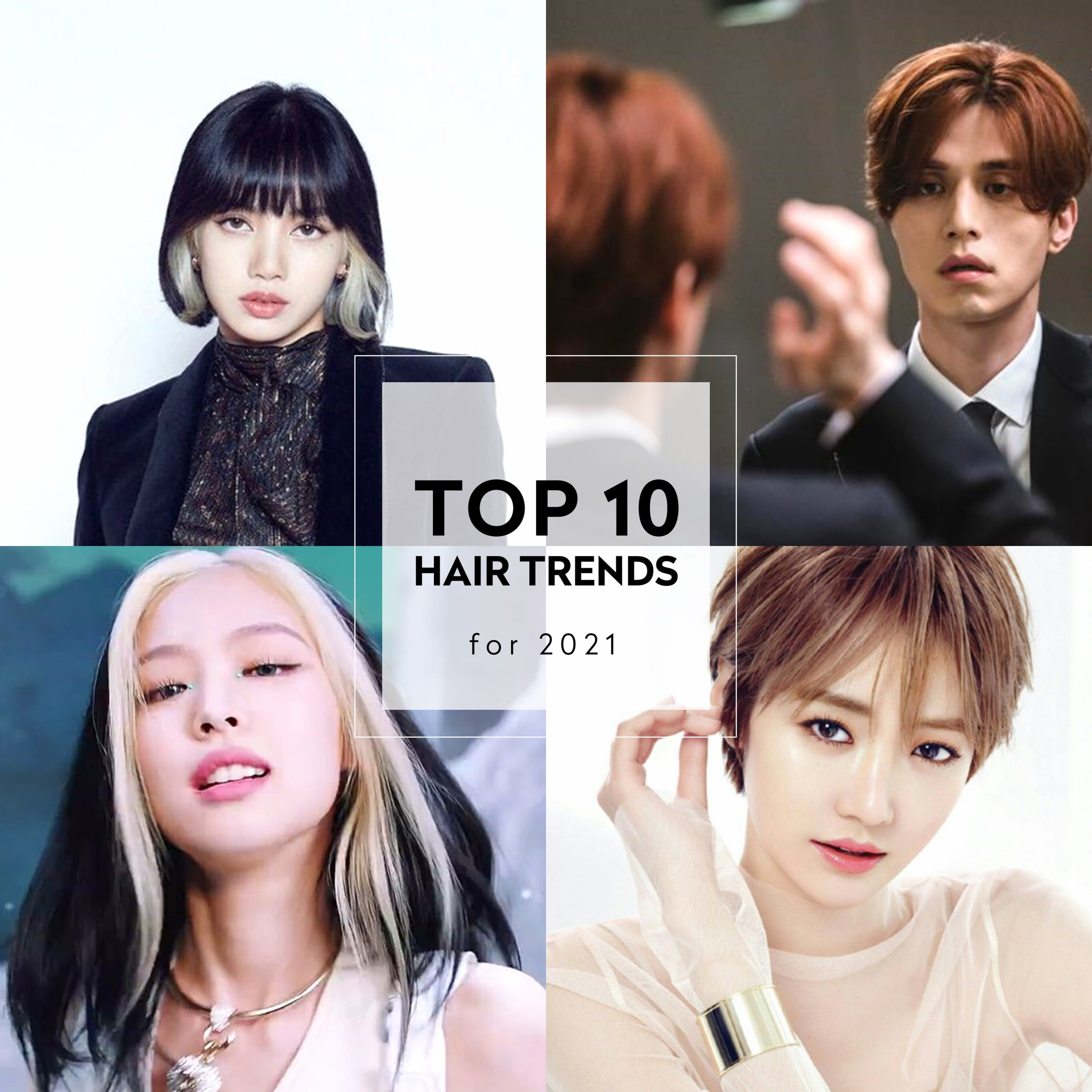 Top 10 Hair Trends That Are Going To Be Huge In 2021 According To Industry Experts Top Leading Hair Salon In Singapore And Orchard Chez Vous