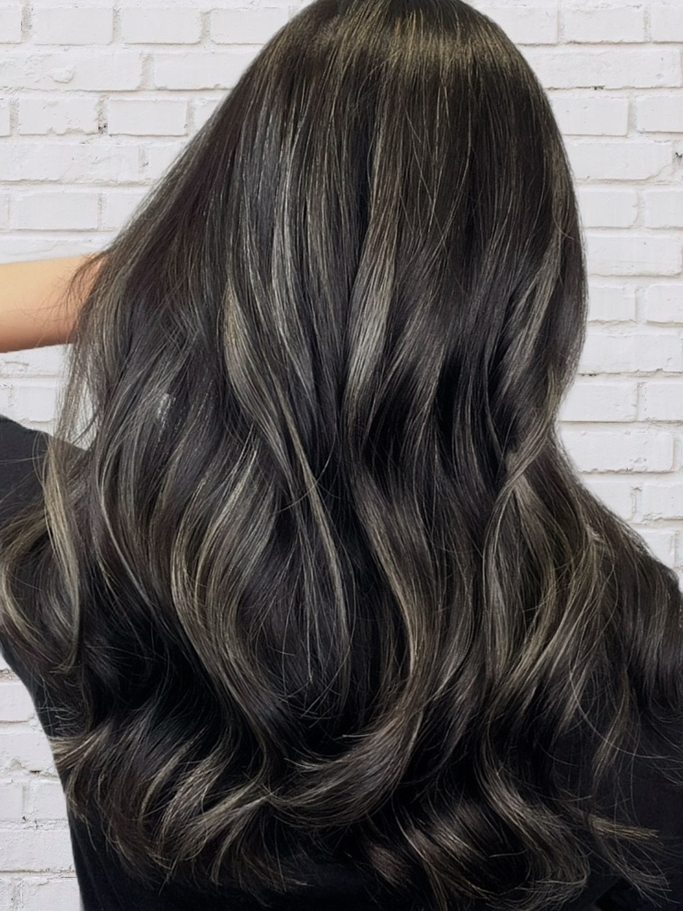 Brown Hair Colour Trend 2022: Charcoal Brown