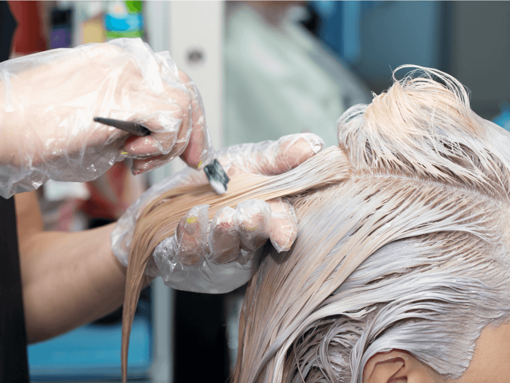 What Does Bleaching Do to Your Hair?